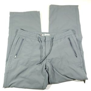 Nike ACG womens size 10 grays stretch waist pants